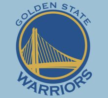 Golden State Warriors by Nabilo