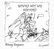 Wrong Diagnosis by Scapetti