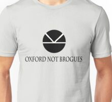 Kingsman - Oxford Not Brogues quote. Unisex T-Shirt
