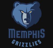Memphis Grizzlies by Nabilo