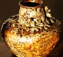 Autumn Stoneware by artfulvistas