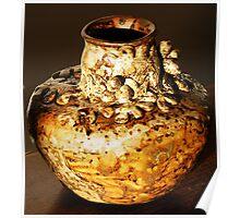 Autumn Stoneware Poster