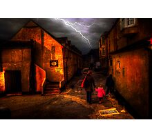 Street of Dreams Photographic Print