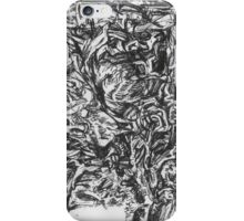 Botanica series, drawing №1 iPhone Case/Skin