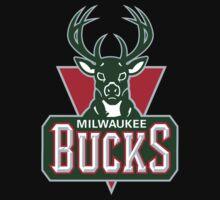 Milwaukee Bucks by Nabilo