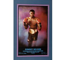 Conroy Nelson  Photographic Print