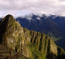 Huayna Picchu by Constanza Caiceo