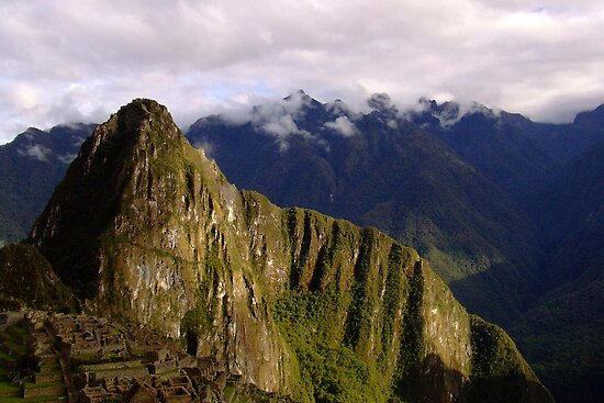 Huayna Picchu by Constanza Caiceo
