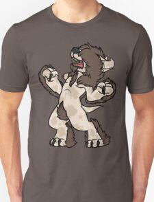 Huff and puff Unisex T-Shirt