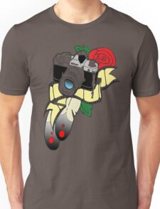 Picture perfect with colour Unisex T-Shirt