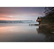 The Duke Of Portland Boathouse Photographic Print