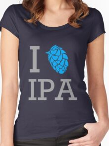 I Love Ipa Women's Fitted Scoop T-Shirt