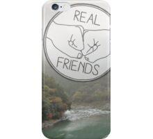 Real Friends Logo iPhone Case/Skin