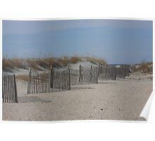 Serene Beach - Charleston, SC Poster