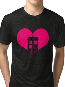 I Love The Doctor Tri-blend T-Shirt
