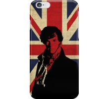 I Believe in Sherlock Holmes iPhone Case/Skin