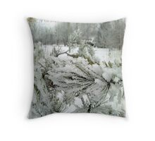 Winter lovable.... Throw Pillow