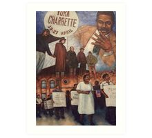 Heroes of Civil Rights Art Print