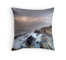 Shore Acres Northern View Throw Pillow