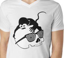 SpiderMonkey Mens V-Neck T-Shirt