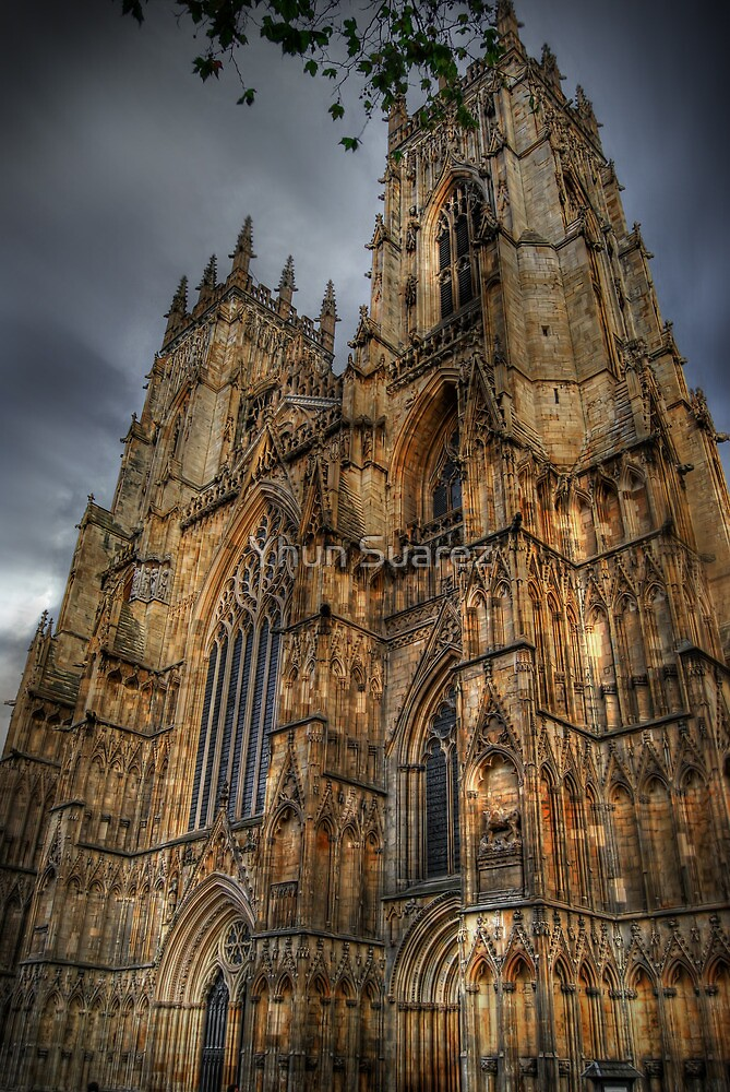 York Minster Cathedral  by Yhun Suarez