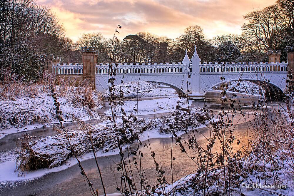 The Eglinton Tournament bridge by Paul Messenger