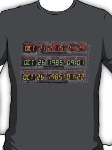 Back to the Future T-Shirt