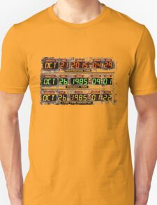 Back to the Future Unisex T-Shirt