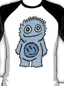 Mister Happy Belly Blue T-Shirt