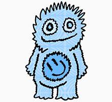Mister Happy Belly Blue Unisex T-Shirt