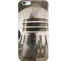 Dalek Renaissance iPhone Case/Skin