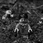 Romero's Zombies by PedroVezini