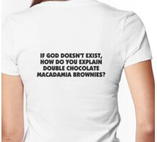 398 How Do You Explain? Womens Fitted T-Shirt