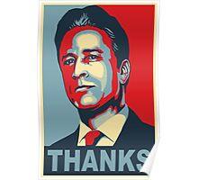 Jon Stewart Poster