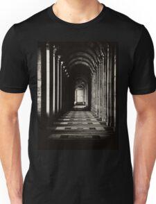 Hallway Gate to Infinity Unisex T-Shirt