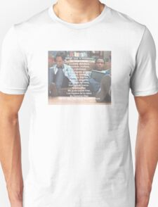 Spanish 101 Rap- Community Unisex T-Shirt