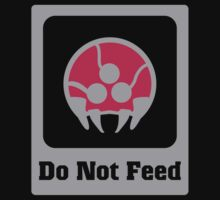 Metroid Nes Do Not Feed by AghumeiShirt56