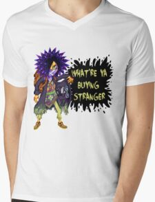 Spyke Merchant Mens V-Neck T-Shirt