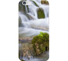 Plitvice Cascades iPhone Case/Skin