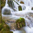 Plitvice Cascades by Will Hore-Lacy