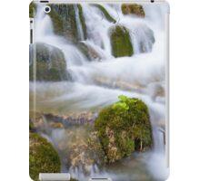 Plitvice Cascades iPad Case/Skin