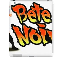 Bete Noire - Street Fighter iPad Case/Skin
