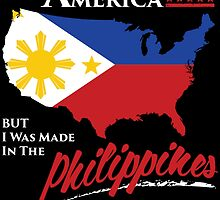 i may live in america but i was made in the philippines by trendz
