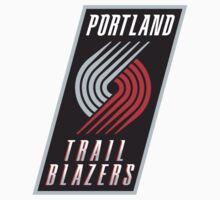 Portland Trail Blazers Kids Clothes