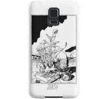 Tarot Collection: Death Samsung Galaxy Case/Skin