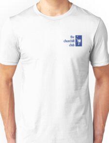 The Churchill Club Logo t-shirt Unisex T-Shirt