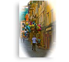 Streets Of Corfu (Greece). by Brown Sugar . Merry Christmas. F*. Favorites: 2 Views: 436 .  Kalimera Hellada ! Epitichia ! Metal Print