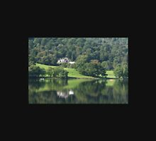 Deer Bolts Lodge Reflection - Grasmere Lake T-Shirt
