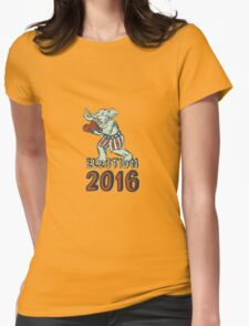Election 2016 Republican Elephant Boxer Etching T-Shirt