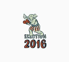 Election 2016 Republican Elephant Boxer Etching Unisex T-Shirt